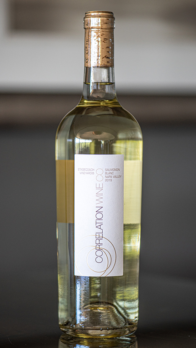 2019 Correlation Sauvignon Blanc Wine